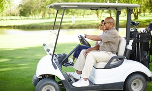 Up to 45% Off Round of Golf at Meadowbrook at Clayton at Meadowbrook at Clayton, plus 6.0% Cash Back from Ebates.