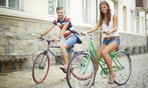 Sun & Fun Cycles: $16 for $30 Worth of Bike Rentals from Sun & Fun Cycles