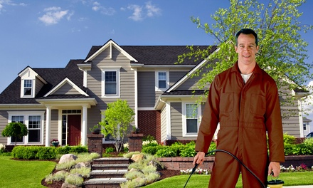 $73 for an Interior and Exterior Extermination Service from Bulwark Exterminating ($180 Value)