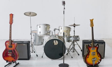 $45 for Four 30-Minute Private Music Lessons at Tomball Rocks ($100 Value) e605af75-93d0-ed05-ae47-989128beb9ec