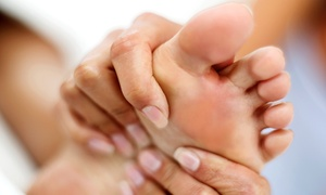 Be Pampered Spa: Foot Reflexology Treatment with Optional Pedicure or Body Massage at Be Pampered Spa (Up to 52% Off)