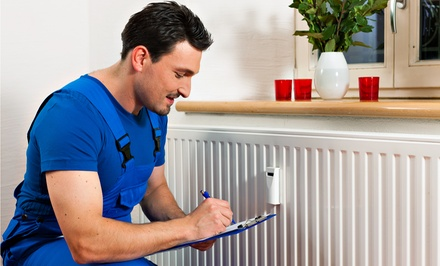 Furnace Inspection and Cleaning from Happy Home Services (Up to 67% Off). Three Options Available.