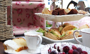 Lady Lavender: Afternoon Tea For Two or Four at Lady Lavender (Up to 52% Off)
