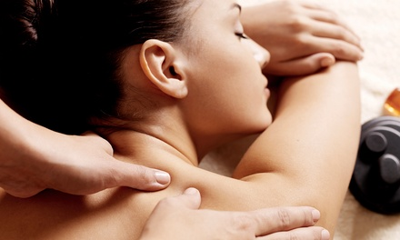120-Minute Pamper Package for One ($89) or Two People ($178) at Enlighten Massage (Up to $330 Value)