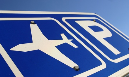 $8 for One Day of Uncovered Airport Parking at WallyPark ($15.95 Value). Combine Up to 7 Days.