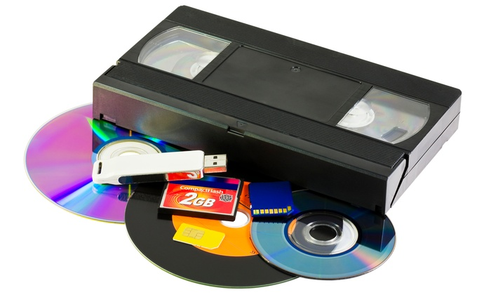 ScanDiego - ScanDiego: Digitization Services or Three Videotape-to-DVD Transfers at ScanDiego (Up to 72% Off)