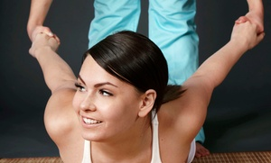 Restoring Balance: $54 for Women's Thai Yoga Therapy at Restoring Balance ($120 Value)