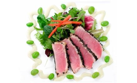 Steak-House Dinner Cuisine at Old Orchard Inn (50% Off)