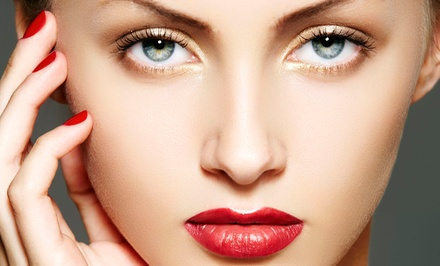 Permanent Eyeliner, Brow Makeup, or Eyeshadow & Upper Liner at Flawless Permanent Cosmetics (Up to 51% Off)
