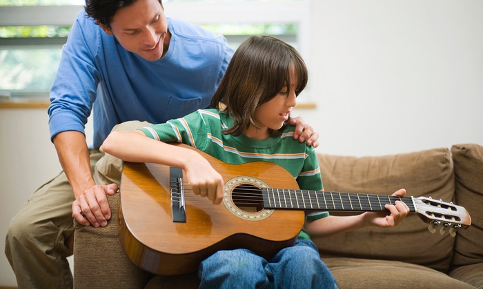 Guitar Lessons At Home - Westchester County: Two or Four 30-Minute Guitar Lessons from Guitar Lessons At Home (Up to 51% Off)