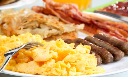 Brunch Buffet for Two or Brunch and Unlimited Mimosas for Two at Bistro 1902 (Up to 54% Off)