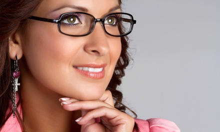 $39 for $200 Towards a Complete Pair of Prescription Frames and Lenses at Pearle Vision