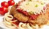 Theresa's Restaurant - Westfield: $30 for $50 Worth of Italian Food at Theresa's Restaurant
