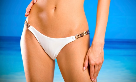 One or Three Brazilian Waxes at Skin Deep Esthetics (Up to 53% Off)