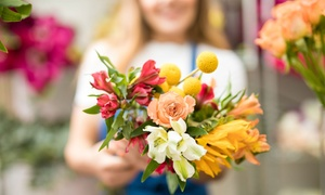 Up to 49% Off Floral Arrangements at Tiny's Flowers