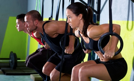 One- or Three-Month Membership at CrossFit Infinity (Up to 51% Off)