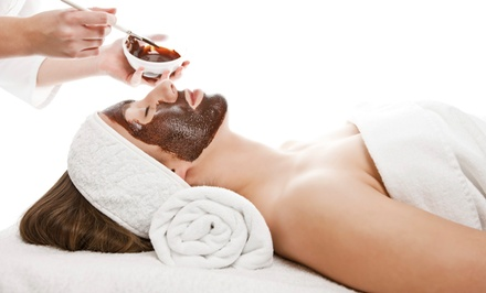 Chocolate or European Facial and One-Hour Massage for One or Two at Heavenly Facials (53% Off)