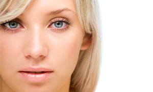 1 o 3 sesiones de limpieza facial con extracción, masaje craneoencefálico y depilación del labio superior desde 16,90 €