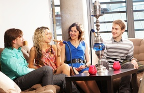 Las Olas Vapor: Hookah Package for Two or Four at Las Olas Vapor (Up to 53% Off)