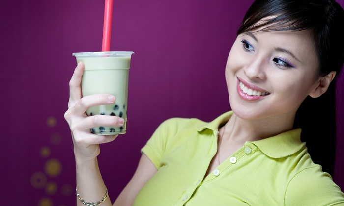 ILUVBubbleTea - ILUVBubbleTea: Bubble Tea at ILUVBubbleTea (Up to 40% Off). Two Options Available.