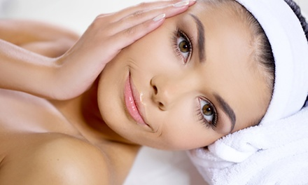 One-Hour Facial and Face Mask with Neck, Shoulder, Hand and Arm Massage at Stressless with Lesley Brackenridge (53% Off)