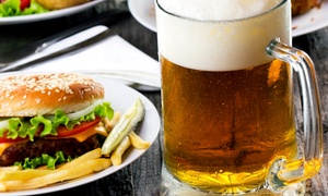 The Brickyard Tavern: $17 for $30 Worth of Casual American Food and Drinks at The Brickyard Tavern