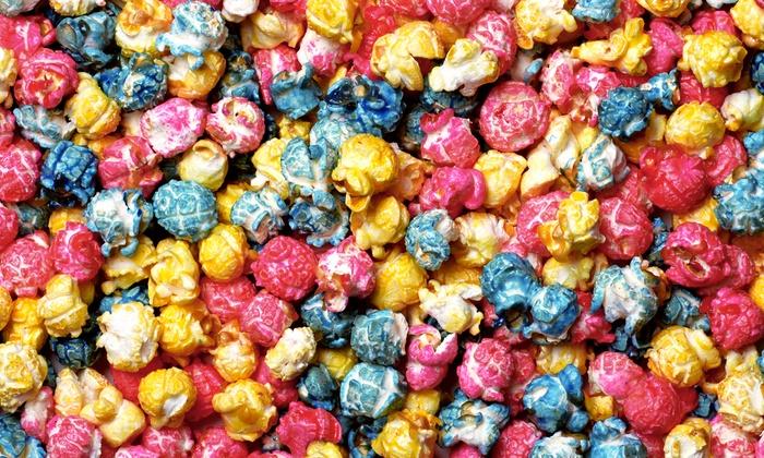 Metropolis Popcorn - Cuyahoga Falls: $11 for $20 Worth of Premium Bagged Popcorn at Metropolis Popcorn (45%Off)