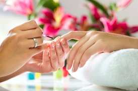 Zena Day Spa: One or Three Groupons, Each Good for One Signature Pineapple Manicure at Zena Day Spa (Up to 55% Off)