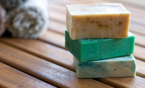 Dale's Handmade Soaps & More: Handmade Soaps, Lotions, and Candles from Dale's Handmade Soaps & More (Up to 52% Off). Two Options Available.