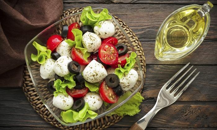 Carlino's - Mineola: Italian Food at Carlino's Restaurant (50% Off). Four Options Available.