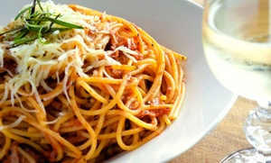La Galleria: Italian Dinner Cuisine at La Galleria (Up to 43% Off). Three Options Available.