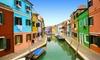 Tour Murano-Burano e Venezia