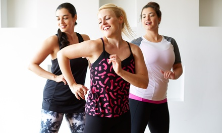 Up to 60% Off on Fitness Dance Class at Speranza Dance Studio