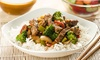 Beijing Restaurant - White Rock: Three-Course Chinese Meal for Two or Four at Beijing Restaurant (Up to 45% Off)