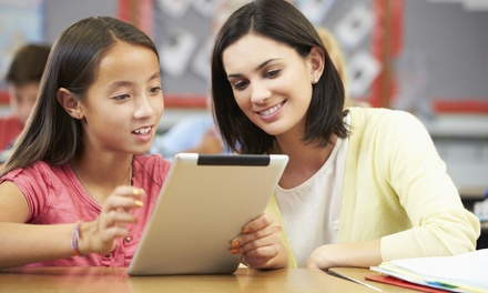 $189 for a Tutoring Package with a Skills Assessment at Sylvan Learning Center (Up to $473 Value)