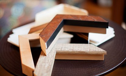 $40 for $100 Towards Custom <strong>Framing</strong> Services at Big Picture Custom <strong>Framing</strong>