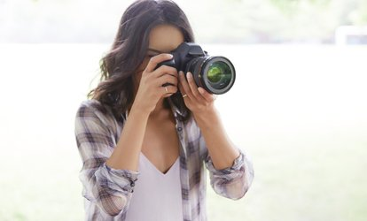 95% Off Live Online Digital Photography Certification Course