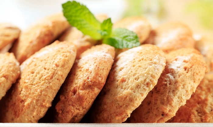 Mazzetti's Bakery - Pacifica: $15 for Three Groupons, Each Good for $10 Worth of Baked Goods at Mazzetti's Bakery ($30 Value)