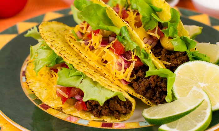 Tippy's Taco House - Warrenton: $14 for Four Vouchers, Each Valid for $6 Worth of Tex Mex Food at Tippy's Taco House ($24 Value)