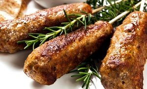 Central Cuisine: Mediterranean Cuisine and Drinks at Central Cuisine (Up to 40% Off). Three Options Available.
