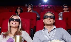 Hoyts: $92 en vez de $185 por entrada de cine con canje online para película 3D con función y día a elección en Hoyts