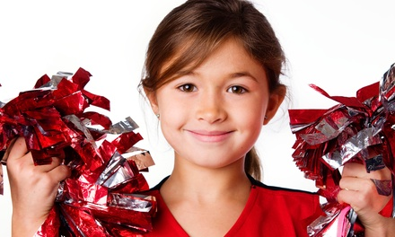 One, Two, or Three Months of Cheer or Dance Classes at Vegas Cheer Authority (Up to 57% Off)