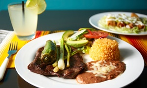 Olé Frijole: Mexican Buffet for Two or Four at Olé Frijole (40% Off)