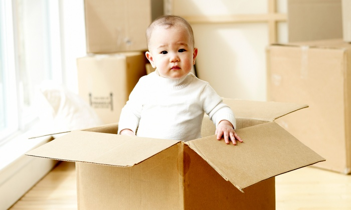 Woody And Sons Moving Company - Tampa Bay Area: $85 for Two Hours of Moving Services with Two Movers from Woody And Sons Moving Company ($285 Value)