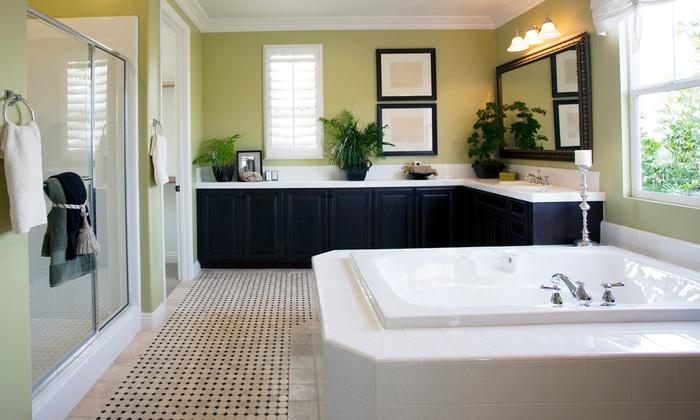 Brite Baths - Hampton Roads: $88 for $160 Groupon at Brite Baths