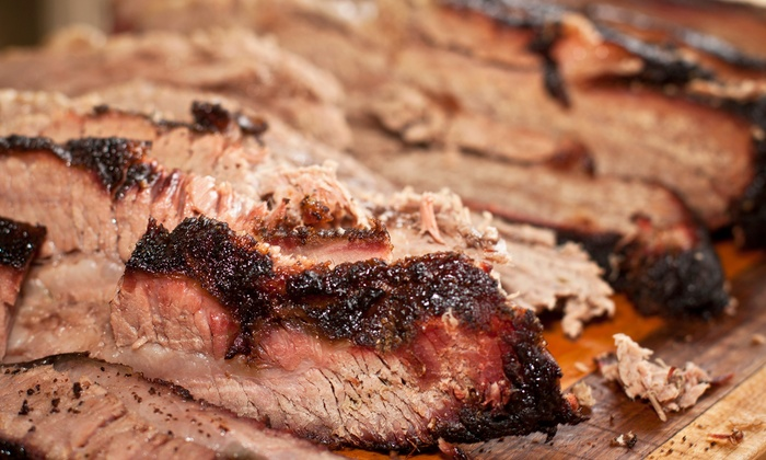 Woodchips BBQ - Lapeer: Carryout or Dine-In at           Woodchips BBQ (Up to 44% Off). Three Options Available.
