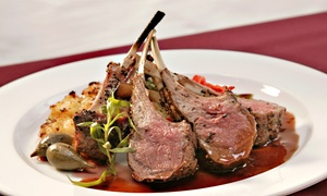 Razzs Restaurant and Bar: Fine Dining for Two or Four at Razz's Restaurant and Bar (Up to 48% Off)