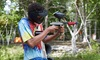 Up to 55% Off Outdoor Paintball at Lone Wolf Paintball