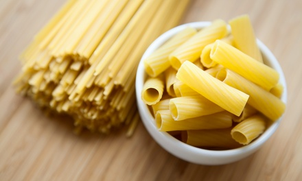 Tri-Pasta: Spaghetti Alio Olio, Penne Diavolo, Tortellini alla Panna für 2 Personen im Gargano Ristorante (41% sparen*)
