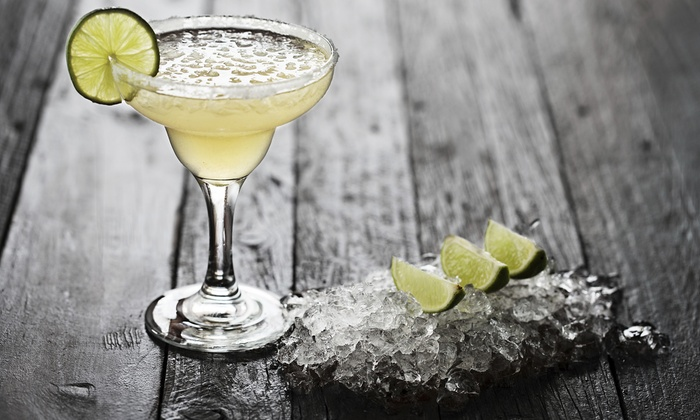Margarita March - Multiple Locations: $35 for a Margarita March with Eight Margaritas on Saturday, August 21 ($64.29 Value)